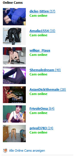 online cams